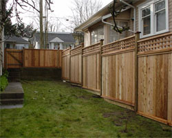 Home depot privacy fence pictures